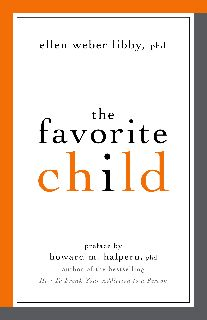 book proposal for the favorite child