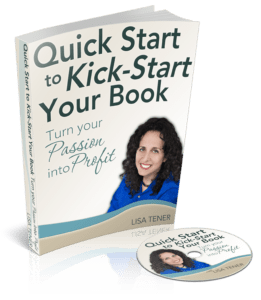 book writing program starter kit