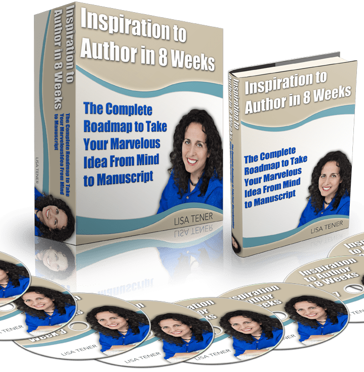 inspiriation to authorself study course