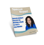 Special report Speedy Author Secrets