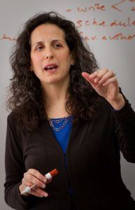 Book writing coach and teleseminar leader Lisa Tener