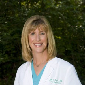 author Jill Grimes MD