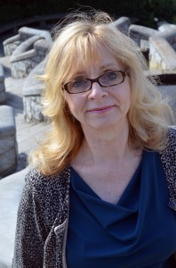 Author and novel writing/memoir coach Ginger Moran
