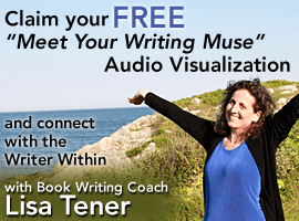 Meet your muse visualization for writers