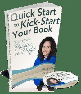 book writing self study program