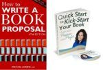 how to write a book proposal cover