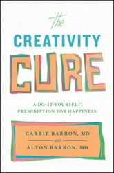 creativity cure cover