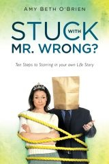 book cover stuck with mr. wrong