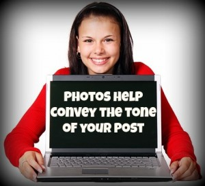 blogging tip: use photos