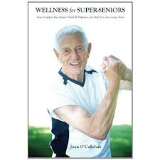 book cover wellness for super seniors