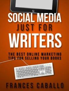 social media for writers book cover