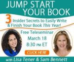 book writing teleseminar