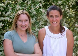 Daniela Connelly and Laura Wolfer