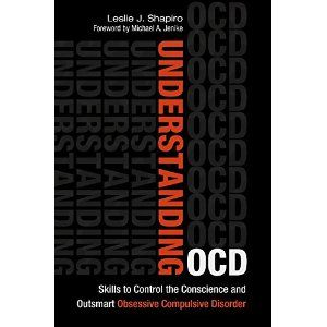 book cover: understanding ocd