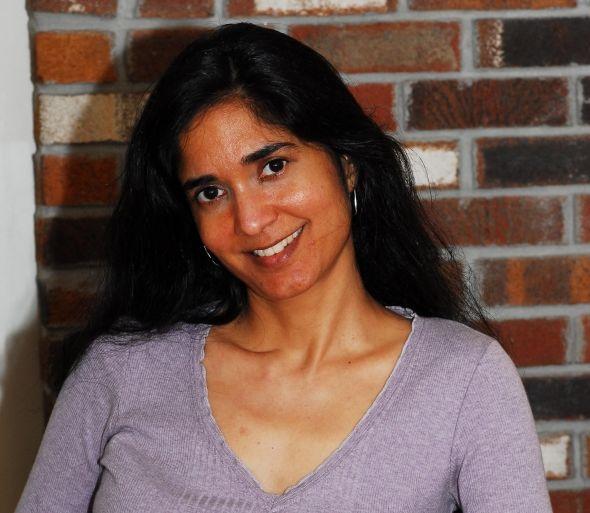 Padma Venkatramen author