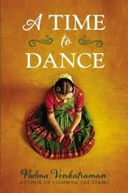 book cover a time to dance