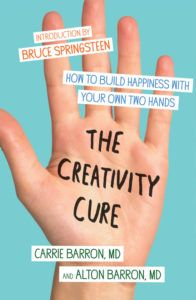 creativity cure book cover