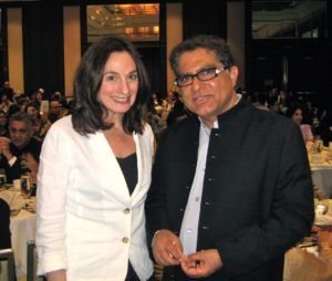 Deepak Chopra and Dr. Kamen
