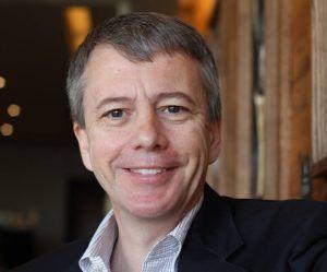Author Patrick Vaughn