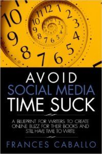 Avoiding Social Media Time Suck book
