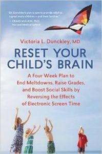 Reset Your Child's Brain book