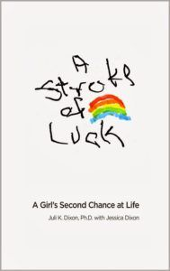 book a stroke of luck