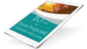 book proposal tips