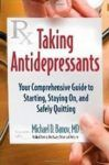 taking antidepressants