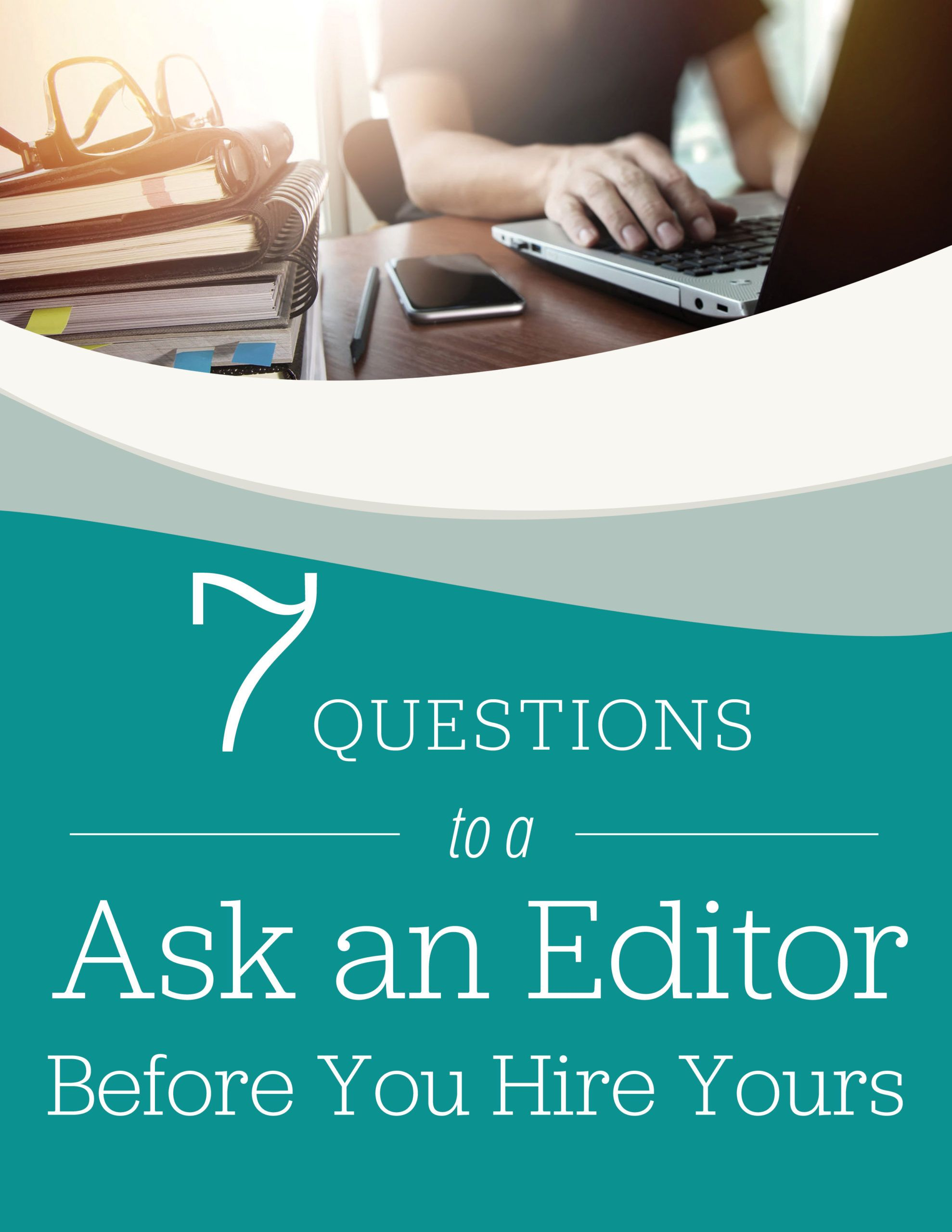 questions to ask an editor