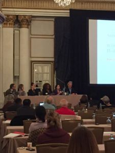 publishing: literary agent panel