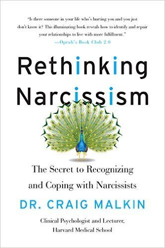 Rethinking Narcissism book cover