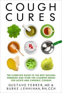 cough cures book cover
