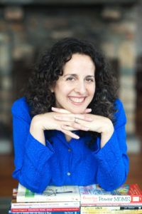 connect with your readers says Lisa Tener