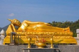 Thailand_ Wat Pho Reclining Buddha