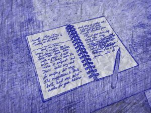 writers gratitude journal