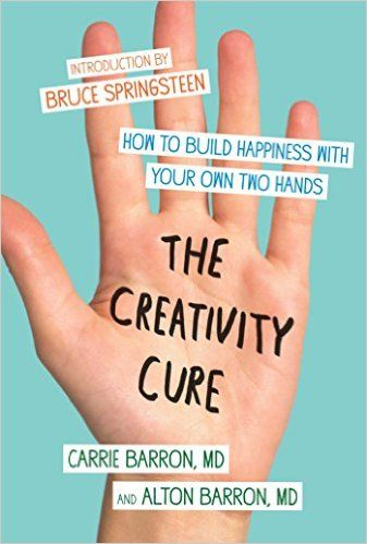 creativity cure book proposal