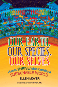book cover our earth