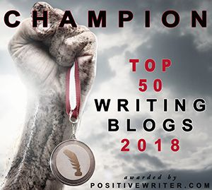 Top writing blogs 2018