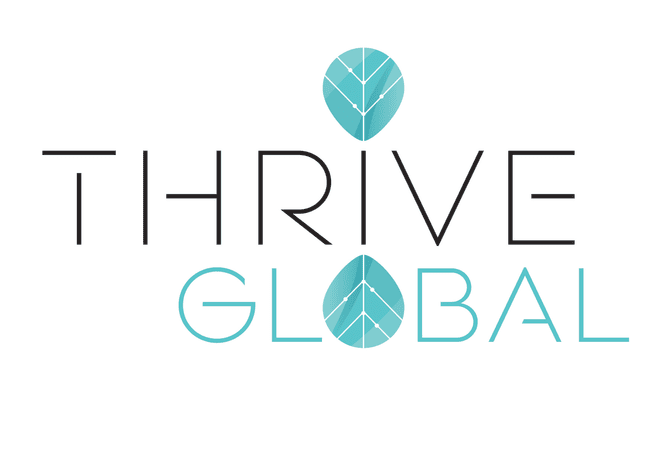 blogger thrive global