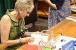 Karin Esterhammer Signing Books