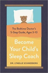 book cover become your childs sleep coach