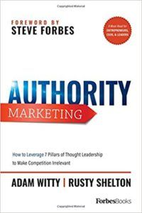 authority marketing, bulk sales