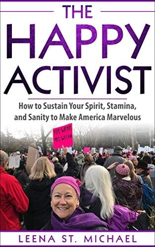 happy activist book