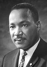Martin Luther King Junior, great leadership