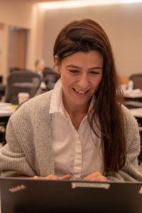 Marina Writing