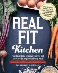 book proposal for real fit kitchen