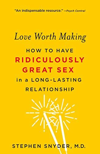 Love Worth Making book proposal