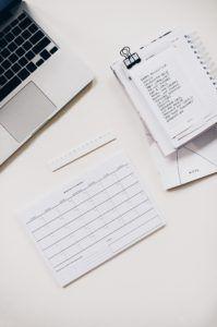 checklist to speak with journalist