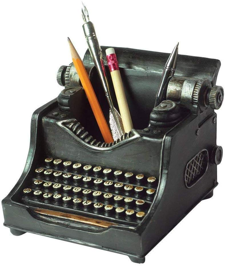 pencil holder gift for writers