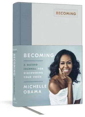 Michelle Obama writing Journal